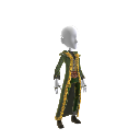 マンダリンの衣装