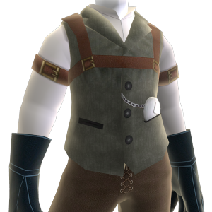 Shirt and Vest Combo
