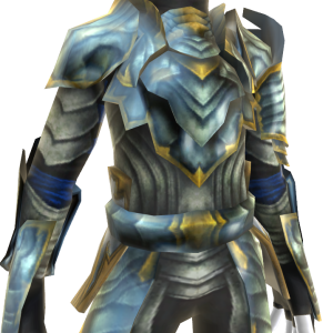 Sacred Knight Armor