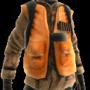 Duck Hunter Vest - Camo