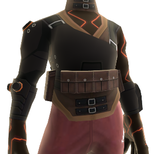 Mercenary Upper Body Armor