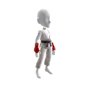 Costume Ryu