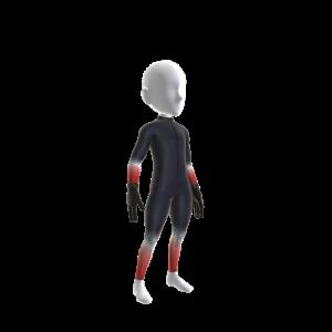 Speed Skating Suit - Blue