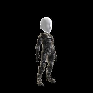 Recruit Armor - Steel
