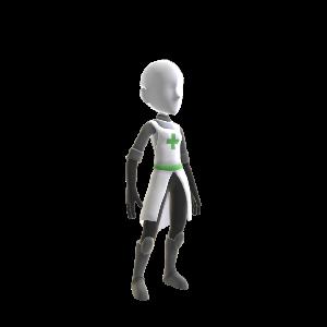 Green Knight Tunic