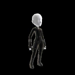 Costume Veuve Noire