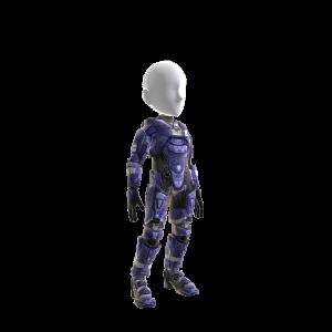 Recruit Armor - Purple