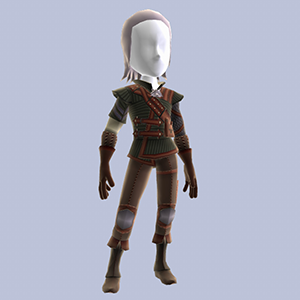 Geralt Outfit