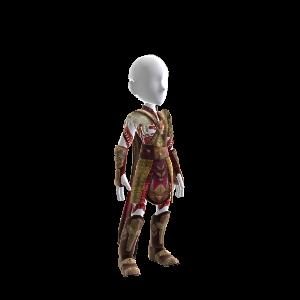 Sab Than Warrior Costume