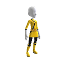 Yellow Ranger Outfit
