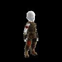 Wasteland Bandit Costume