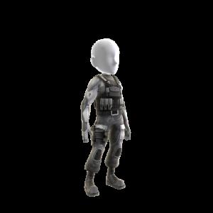 Arctic Infiltrator Armor