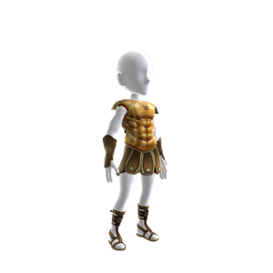 Hercules Costume