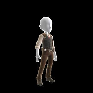 Sebastian's Outfit