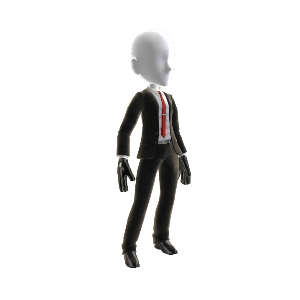Agent 47 Outfit