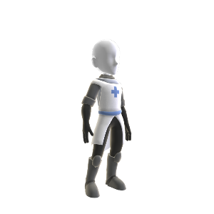 Blue Knight Tunic