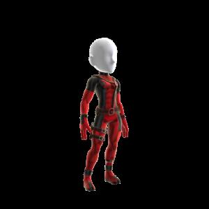 Deadpool Classic Suit