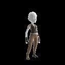 Outfit des Hauptcharakters