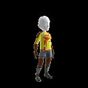 Retro-Anzug