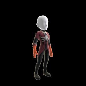 Necro - костюм