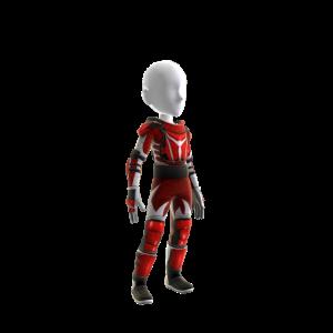 Motocross Jersey - Red