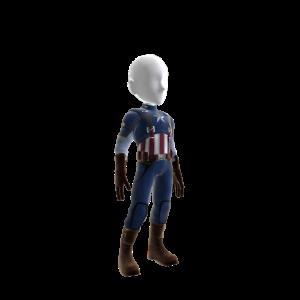 Captain America: Erster-Avenger-Anzug