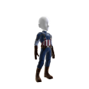 Costume Captain America : First Avenger