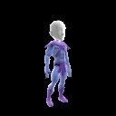 Skeletor's Body Costume