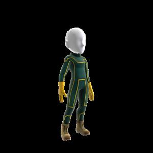 Kick-Ass Costume