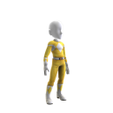 Mighty Morphin Yellow Ranger