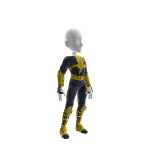 Costume de Black Adam
