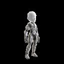 Mark VI Armor - Platinum
