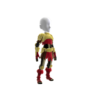 Undead Hero Outfit Male Avatar