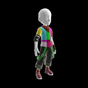 Glitch – styl ekipy