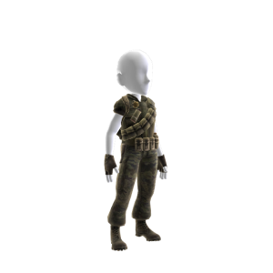 Black Ops Woods Outfit