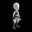 Lara Classic アバターのアイテム