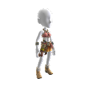 Oerba Dia Vanille Outfit