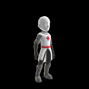 Red Knight Tunic