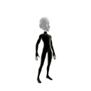 Outline Body Suit - Black
