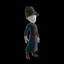 Costume de Garde du château