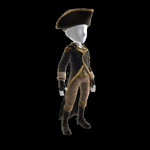 Costume de George Washington