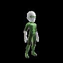 Traje de Green Lantern