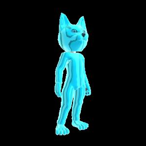 Catsuit Chrome