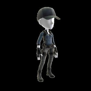 Jill Valentines Uniform