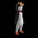 Disfraz de Pingüino hembra