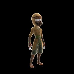 Wasteland Desert Ninja