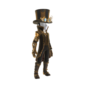 Steampunk Lord