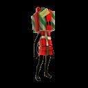 Present Box Costume