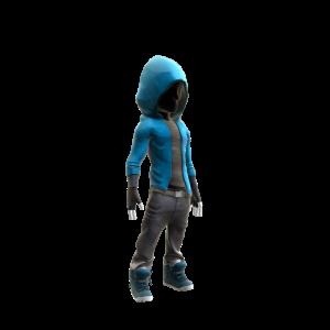Elite Gamer - Blue