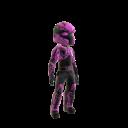Onyx Deadly Cute Armor